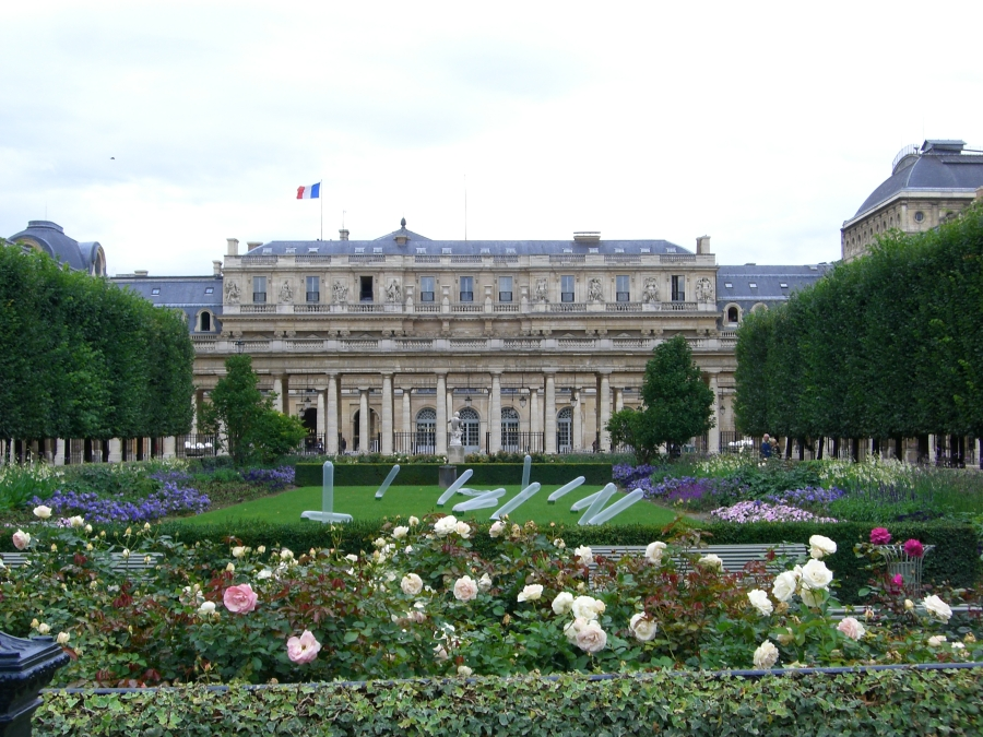 Der Palais Royal diente im 17. Jahrhundert der französischen Königsfamilie als Wohnsitz.