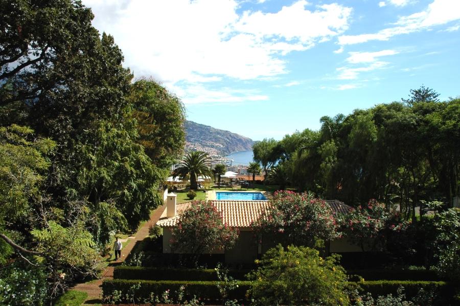 Der Naturpark Madeira nimmt den größten Teil der kleine Atlantik-Insel ein.