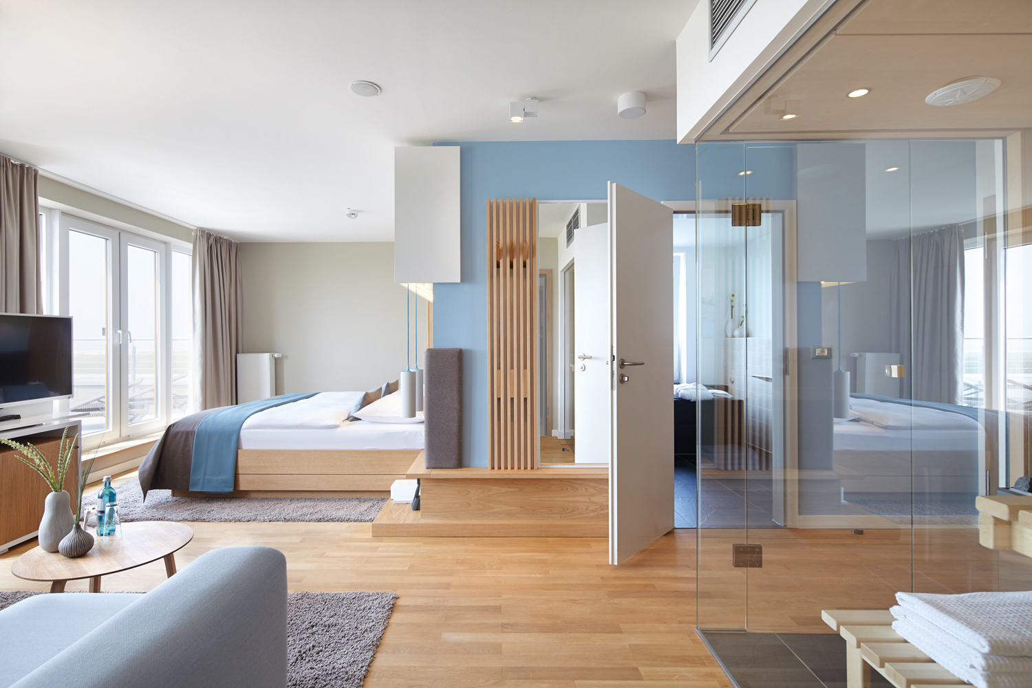St peter ording strandgut resort the blog for Designhotel nordsee
