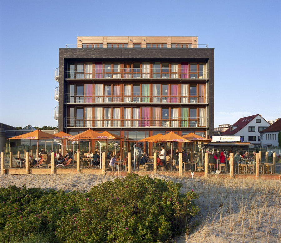 Hotel StrandGut Resort, St. Peter-Ording