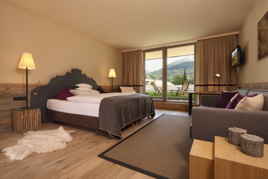 Bergland Hotel Sölden Ötztal Skihotel Suite