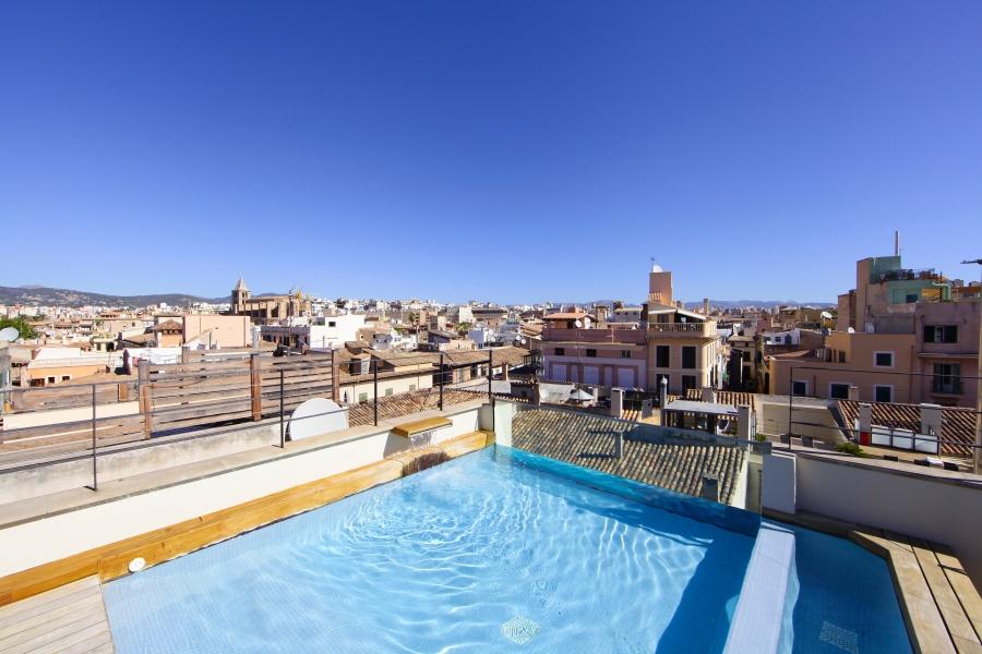 Splash pool view