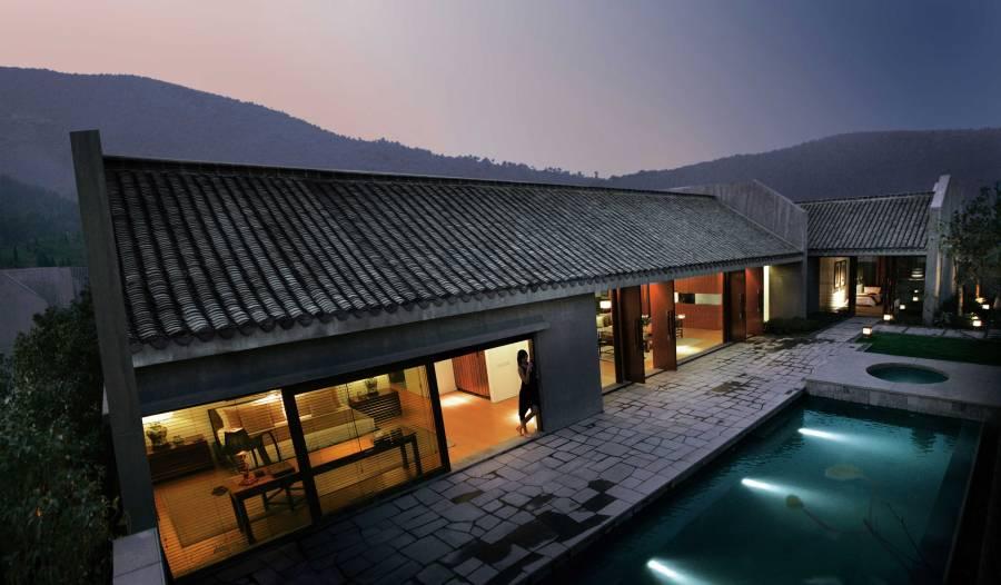 Im Kayumanis Nanjing Private Villas & Spa wird größter Wert auf Privatsphäre gelegt.