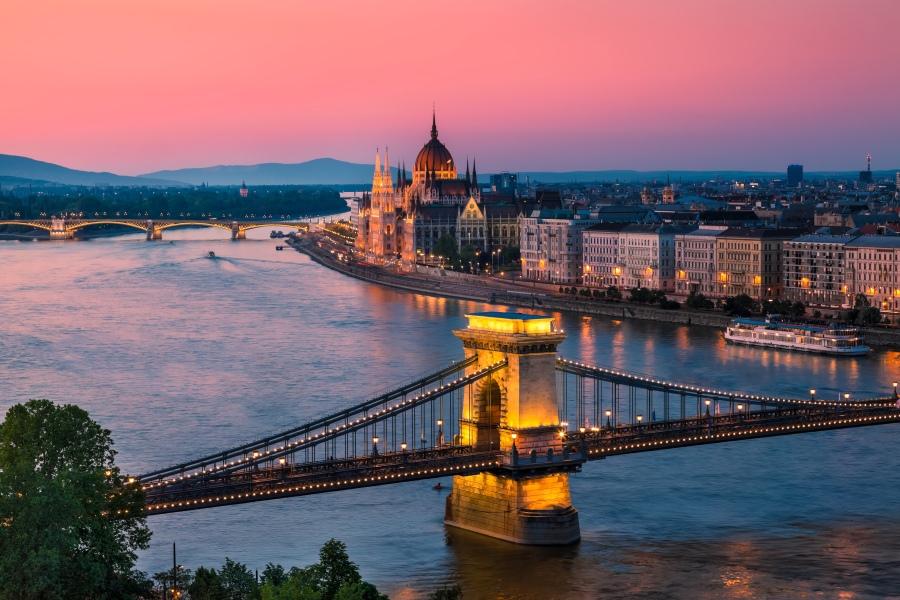 Budapest - das Paris des Ostens.