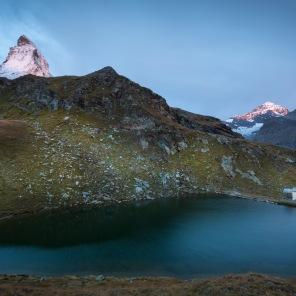 Schwarzsee. Foto: ©Pascal Gertschen