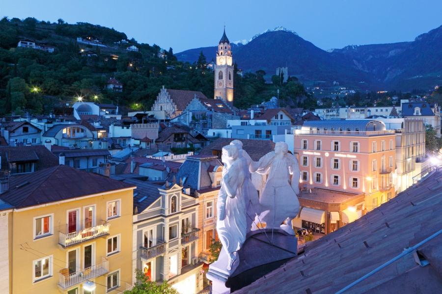 Die zweitgrößte Stadt Südtirols hat ihren ganz besonderen Charme. © Frieder Blickle