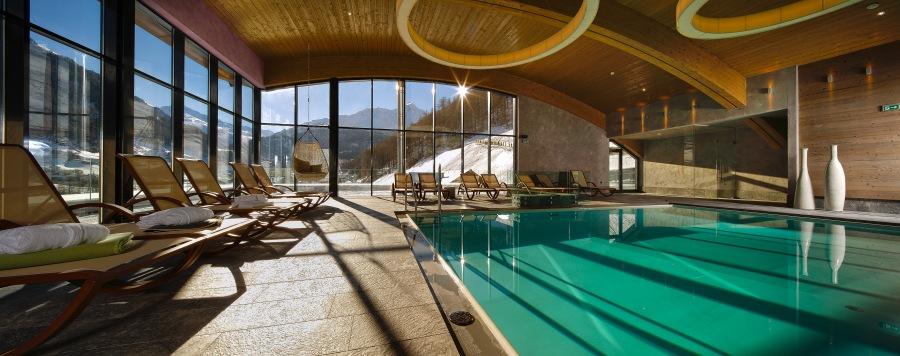 Bergland Hotel Sölden Spa Wellness Skihotel