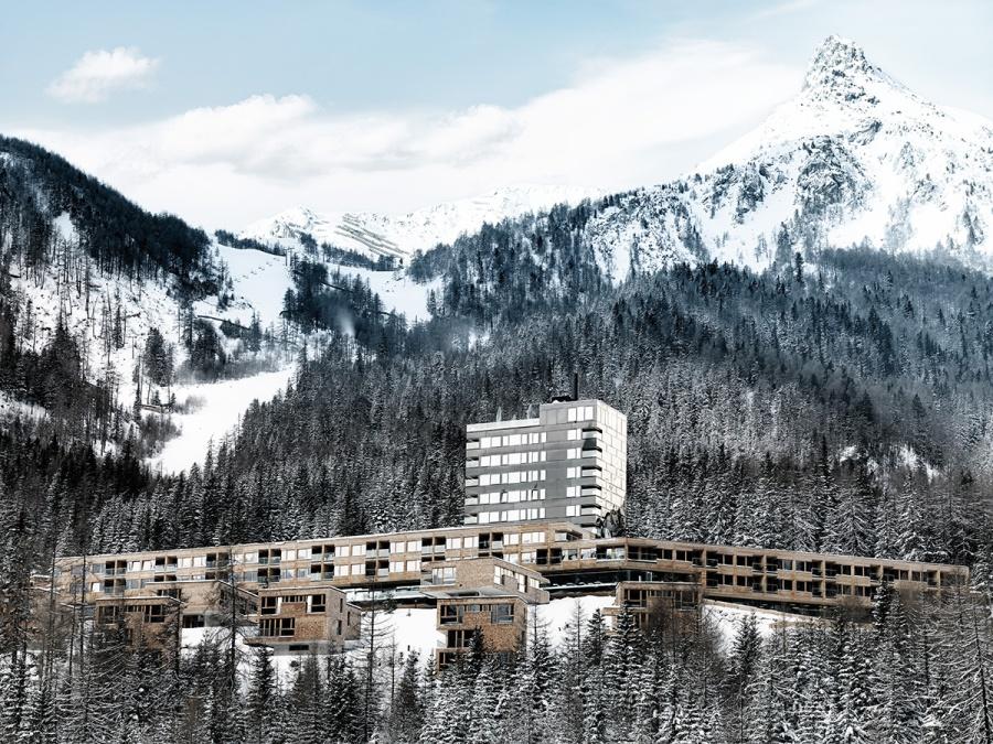 Osttirol genießen kann man am besten vom Gradonna Mountain Resort aus.