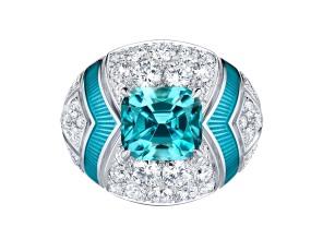 11. Ring Acte V von Louis Vuitton