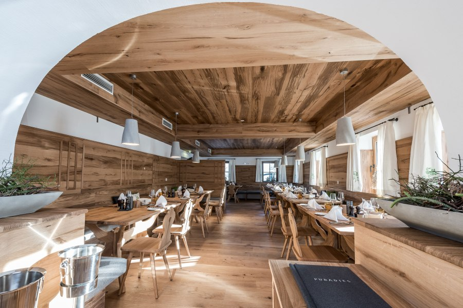 Puradies, Leogang, Restaurant, Andre Stahl