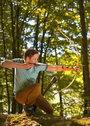 Bogenschießen Bramberg am Wildkogel