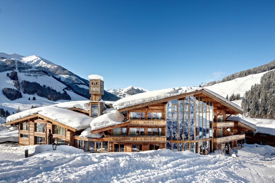 Art & Ski In Hotel Hinterhag Saalbach Hinterglemm