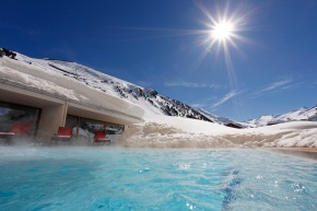 Lifestylehotels The Crystal Pool Obergurgl Hochgurgl Skihotel