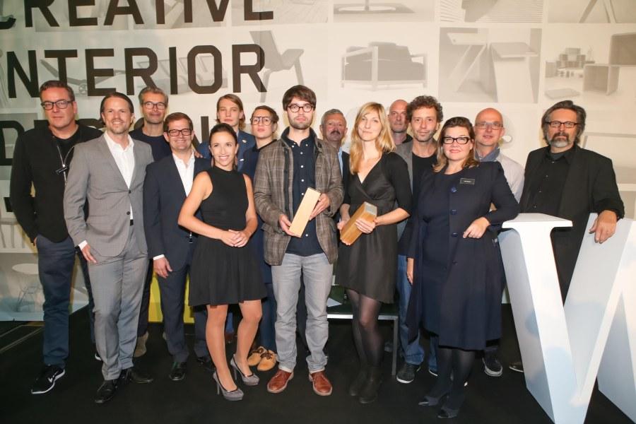 NWW DESIGN AWARD 2014: Jury & Gewinner © Andreas Lepsi/Robin Consult