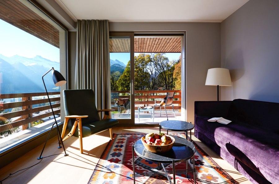 Zimmer Parkhotel Bellevue & Spa Adelboden